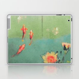Koi Dreams Laptop & iPad Skin
