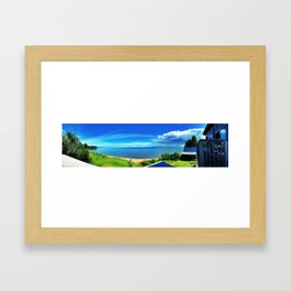 Lake Superior Framed Art Print