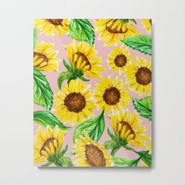Sunny #society6 #decor #buyart Metal Print