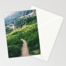 Grinnell Glacier Trail Stationery Cards