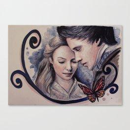 Marius Cosette Canvas Print