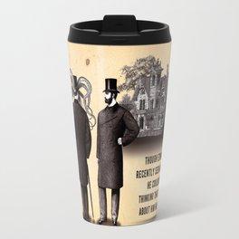 Cthulhu Pathos Travel Mug
