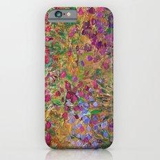Floral Fields Slim Case iPhone 6