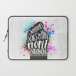 The Lovely Reckless - Scars Laptop Sleeve