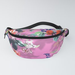 Bouquets with roses 6 Fanny Pack