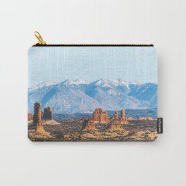Landforms Carry-All Pouch