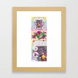 sampler Framed Art Print