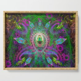 Extraterrestrial Palace 2 Serving Tray