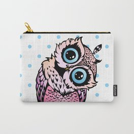 Baby Owl Carry-All Pouch