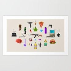 Still Life Art Print