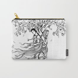 Tree of Knowledge (Mistrust) Carry-All Pouch