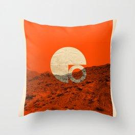 Symbol of Chaos Throw Pillow