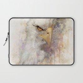 American Bald Eagle Bird Of Prey Laptop Sleeve