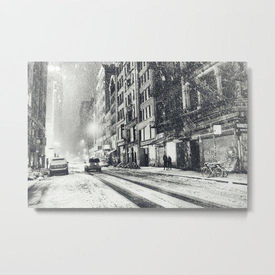 New York City Metal Print