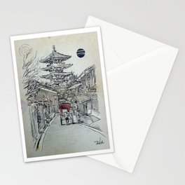 TOKYO TEMPLE Stationery Cards