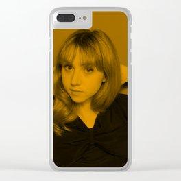 Joe Kazan Clear iPhone Case