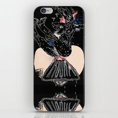 kuura intolerance iPhone & iPod Skin