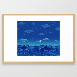 Fairytale Dreamscape Framed Art Print