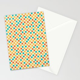 Vintage Dots Stationery Cards