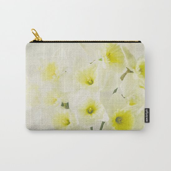 Dreamy Flowers Carry-All Pouch