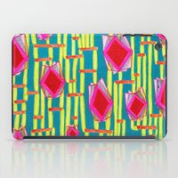 tiki iPad Cases featuring Tiki Torture by Stella Noelle