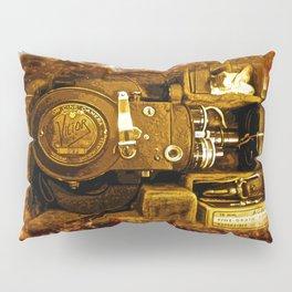 Vintage Victor Camera HDR Pillow Sham
