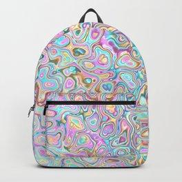 Pastel Blobs Backpack