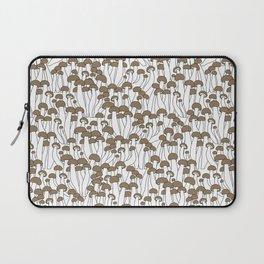 Beech Mushrooms Laptop Sleeve