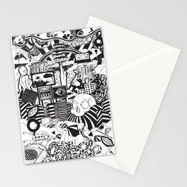 Doughnut City Stationery Cards