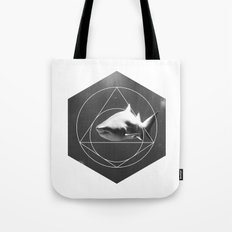 Toothy Tote Bag