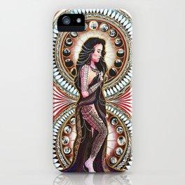 Visayan Woman iPhone Case