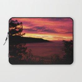 Sunset * Big Sur, California Laptop Sleeve