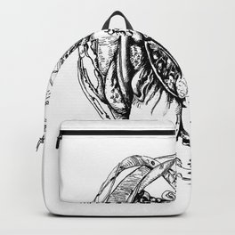 Heart of Chaos Backpack