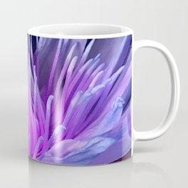 Tropical Hawaiian Luxurious Lilac And Pink Flower Coffee Mug