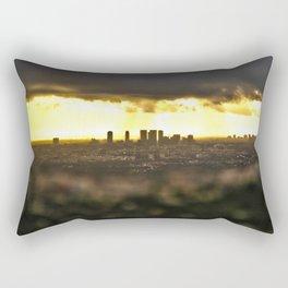 Los Anjelos Rectangular Pillow