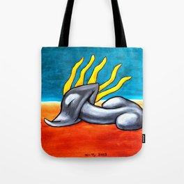 Dali Intercourse Tote Bag