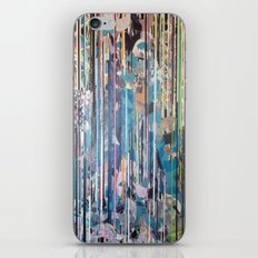 RIPPED STRIPES iPhone Skin