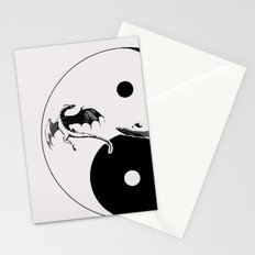 The MAGICIAN and the DRAGON - LIFE CURRENT series... Stationery Cards