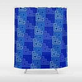 Op Art 111 Shower Curtain