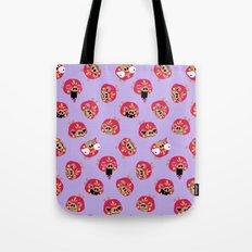 Wrestling Academy pattern 02 Tote Bag