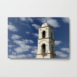 Ojai Tower Metal Print