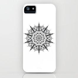 Mandala collection 3 iPhone Case