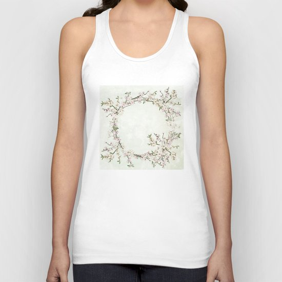 Bloom and blossom Unisex Tank Top