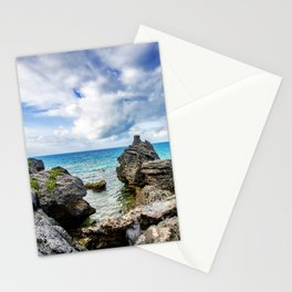 Tobacco Bay Beach, Bermuda Stationery Cards
