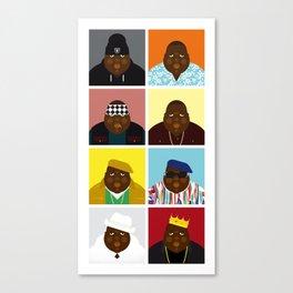 Life of BIG Canvas Print
