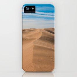 Desert Dunes iPhone Case