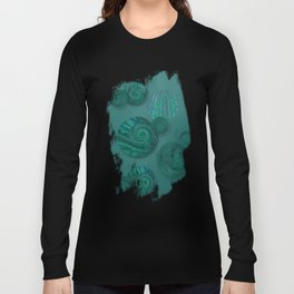 being in flux Long Sleeve T-shirt