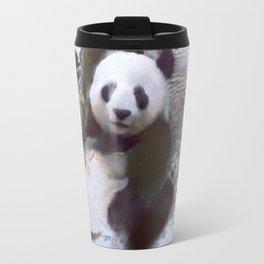 Animals and Art - Panda Travel Mug