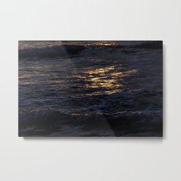 Paradiso Oscuro Metal Print