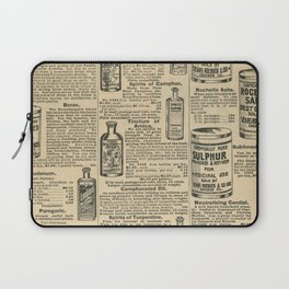 Vintage Catalogue Laptop Sleeve